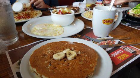 Hearty 9-Grain Pancake
