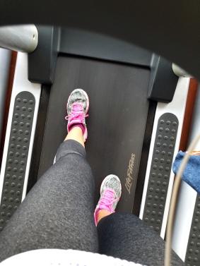 Mantén presente la actividad física. Tu cuerpo lo necesita.